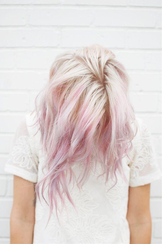 Best 25+ Pastel hair ideas on Pinterest   Dyed hair pastel ...