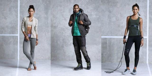H&M lancia la nuova collezione H&M Sport #hm #sport #women #men #children #running