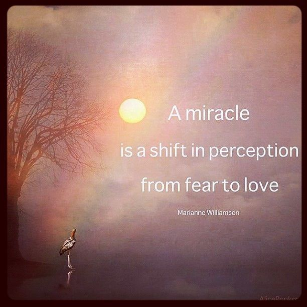 Miracles ❤
