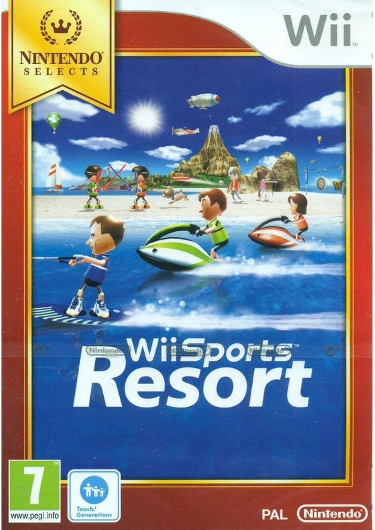 Nintendo Sports Resort Selects, Wii nel 2020 Wii