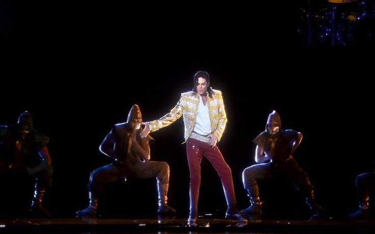 A Michael Jackson hologram performed 'Slave to the Rhythm' off his posthumous album 'Xscape.' 2014 Billboard Music Award