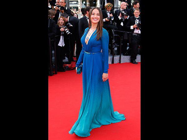 Cannes Marie Gillain (Quelle: REUTERS/Yves Herman)