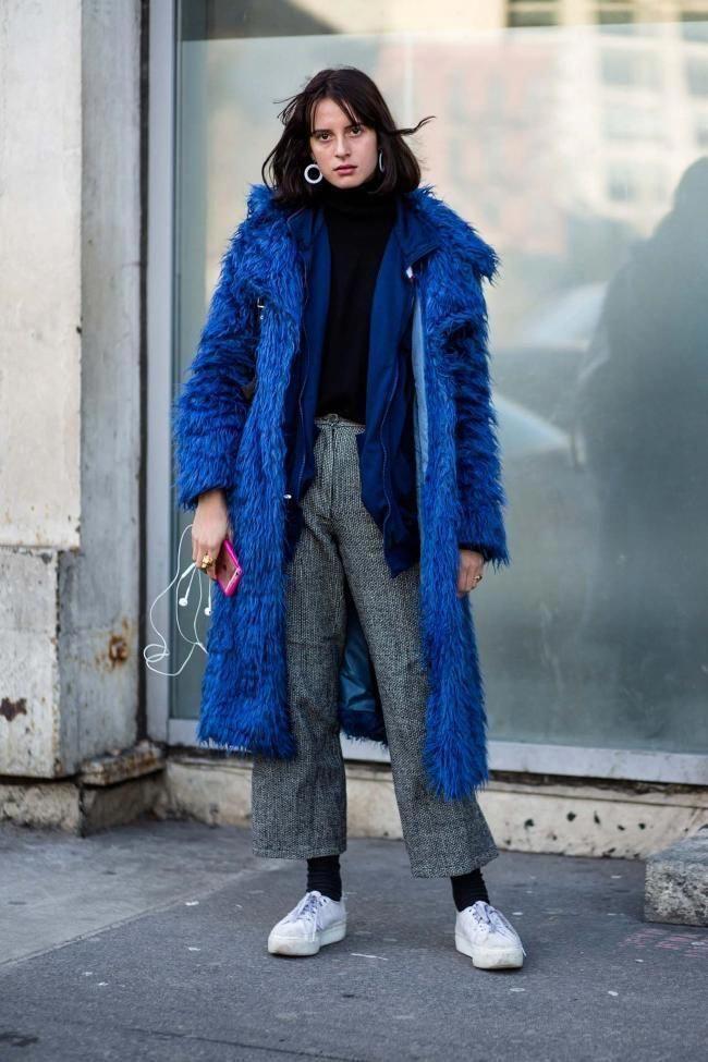 Street Style New York Fashion Week Autumn Winter 18 19 Vogue