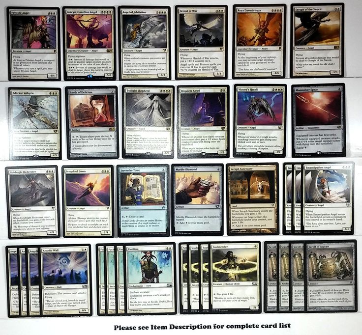 http://www.ebay.com/itm/mtg-WHITE-ANGELS-DECK-Magic-the-Gathering-rare-cards-pristine-angel-avacyn-/391597417489?ssPageName=STRK:MESE:IT