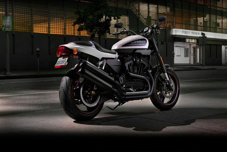 Sportster XR1200X | Showa Motorcycle Suspension | Harley-Davidson USA
