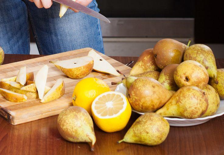 Sugar Free Pear Jam