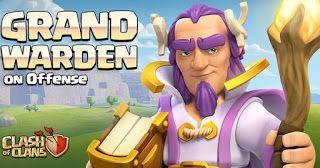 info update coc th 11 grand warden hero