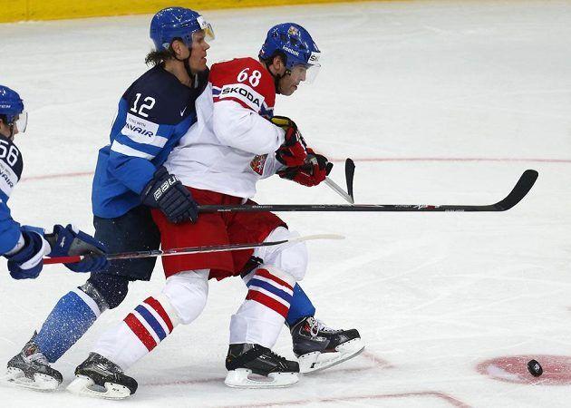 Czech Republic x Finland 0:3 (Jaromír Jágr - MS 2014)