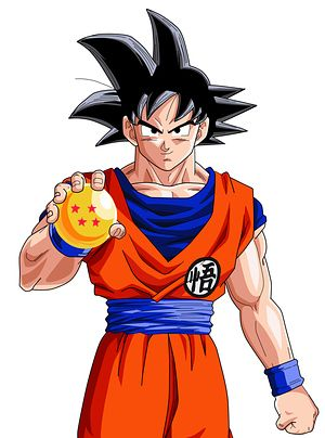 Take the quiz to find out who you'd be, i got Goku