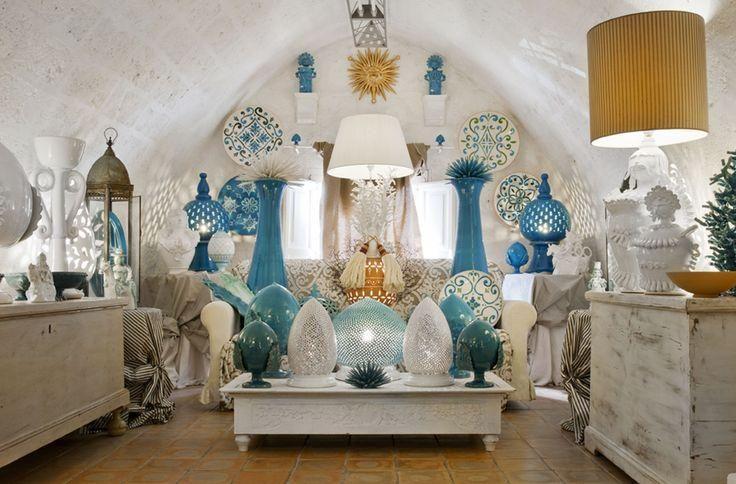 #Ceramiche di Enza Fasano è uno dei più scenografici d'Italia: http://www.madeintaranto.org/ceramiche-enza-fasano-a-grottaglie-lottava-meraviglia/…  #ceramics