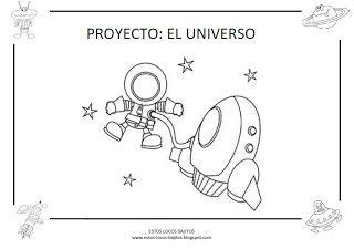 """LA CAJA MÁGICA DE LA """"SEÑO"""" MERCEDES: ACTIVIDADES DEL UNIVERSO"""