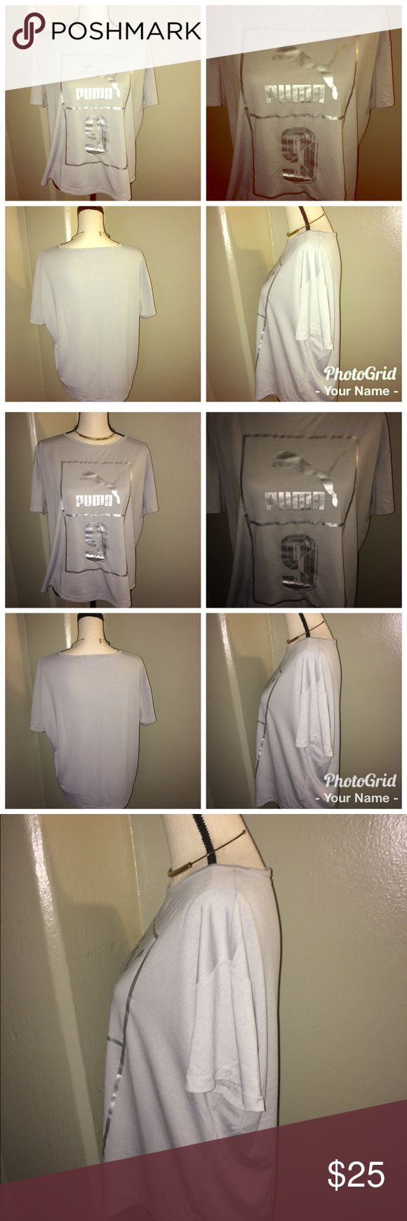 Brand New Puma T shirt Brand new never worn Puma T shirt size Large! Puma Tops Tees - Short Sleeve