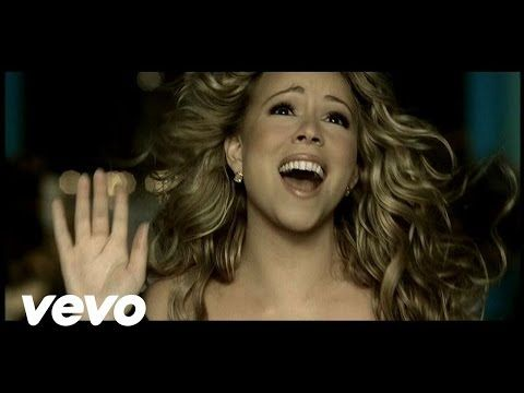 Mariah Carey - I Want To Know What Love Is - YouTube