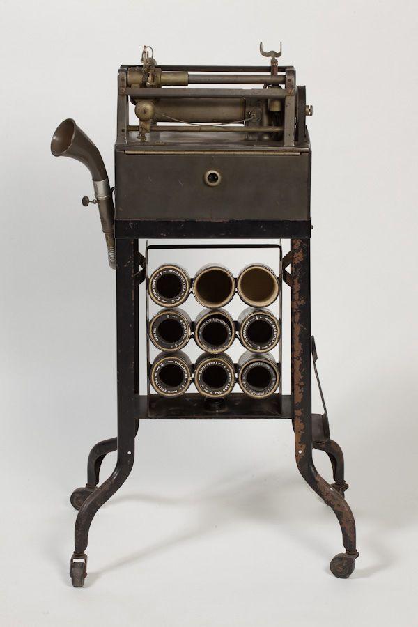 Dictating Machine, DICTAPHONE