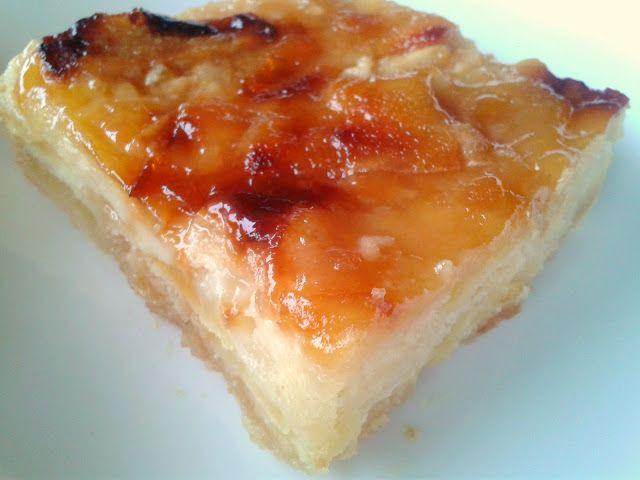 Tarta de Manzana Sencilla. - Cocina A Buenas Horas