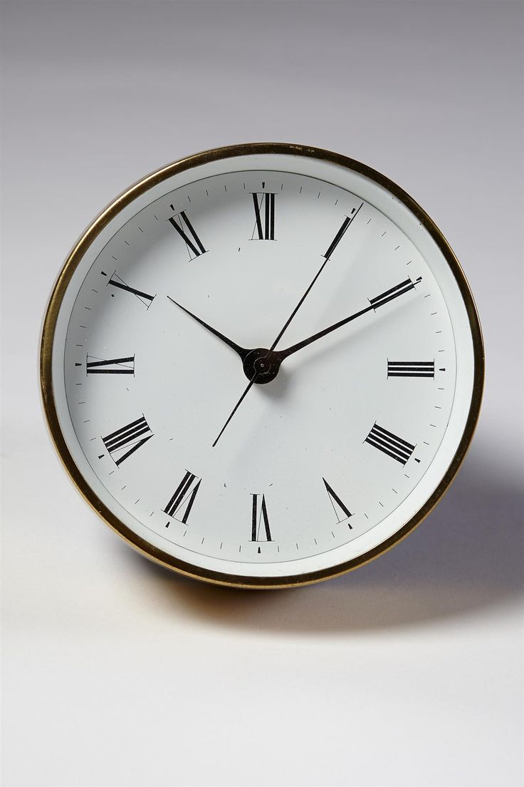 89 best wall clock images on pinterest wall clocks 3d design henning koppel brass and enameled steel wall clock for louis poulsen 1950s amipublicfo Image collections
