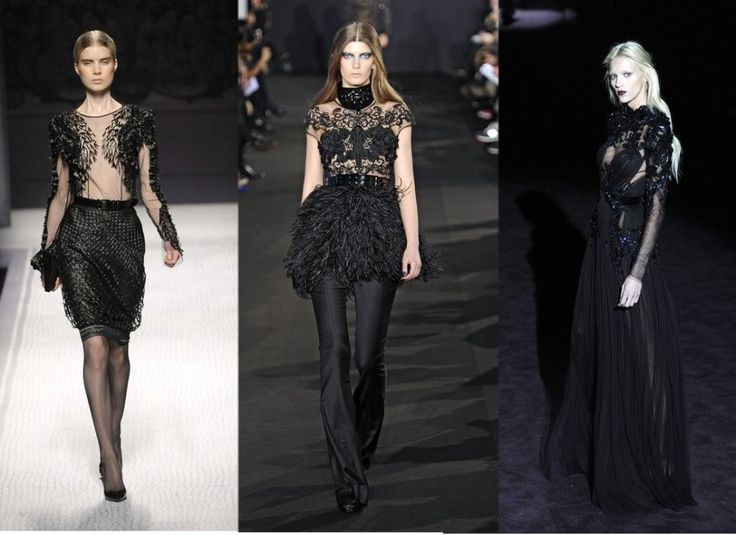 Wielki powrót koronki w modzie.