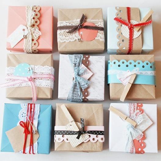 gift wrapping galore