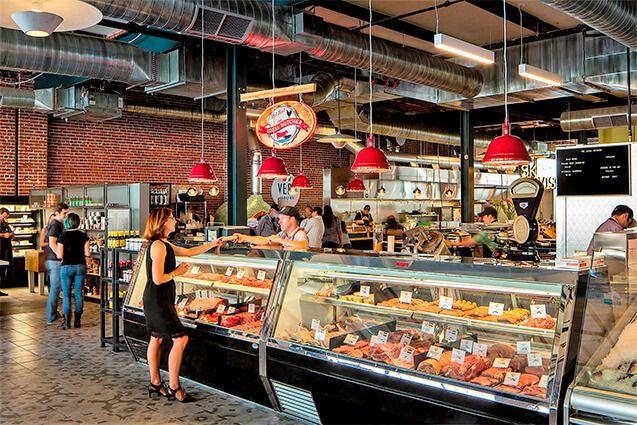 世界のスーパーマーケット最前線 番外編 コミュニティの食ニーズを担う 新世代フードホール デンバー セントラル マーケット the cuisine press デンバー スーパーマーケット フード