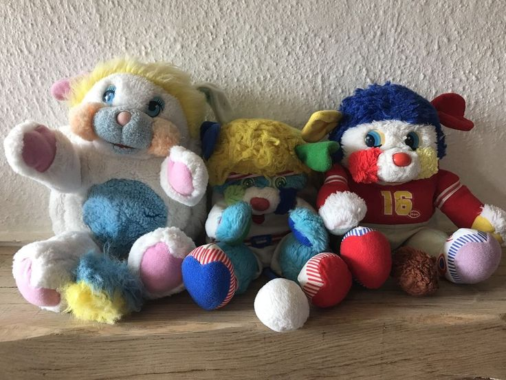 Lot Peluche Popples