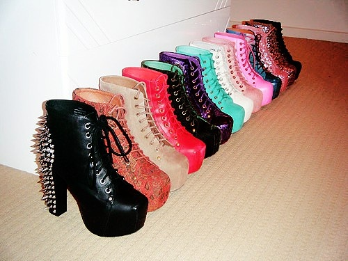 Dream Of Boots Shoes