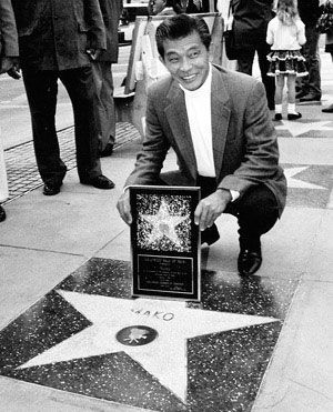 Mako Iwamatsu, Actor Founder of East West Players  #Mako #AsianActors…