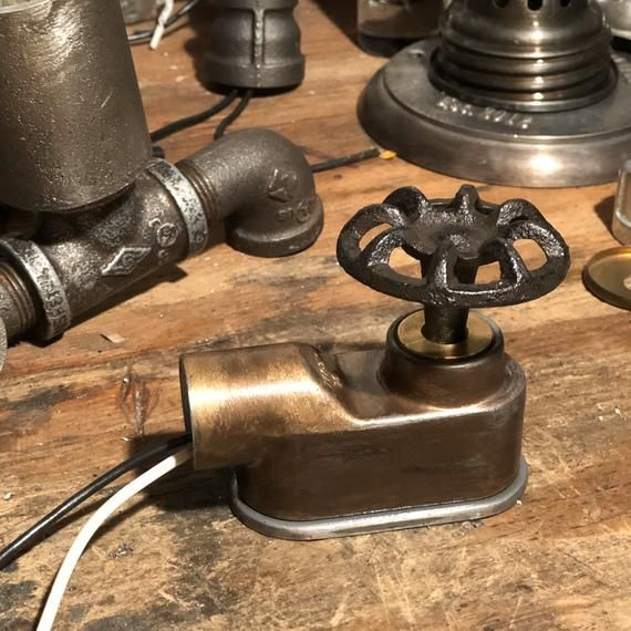 Pin On Steampunk Lamp Switches