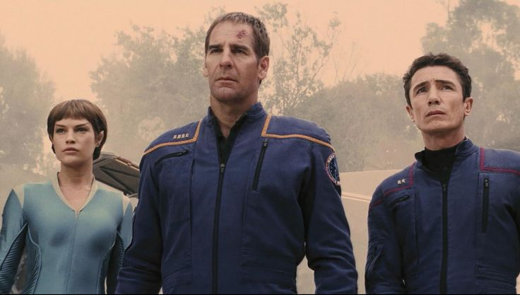 Star Trek: Enterprise. Promo shots. North Star.