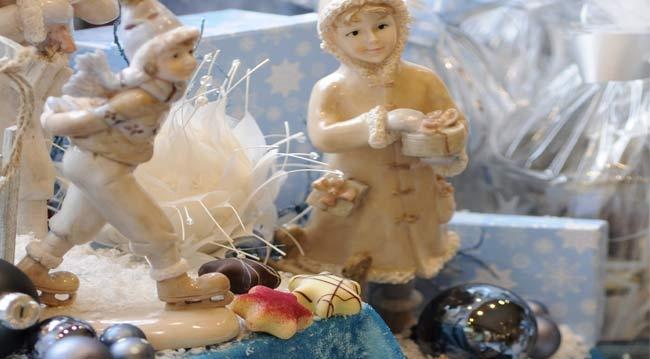 Pralinen und Geschenke