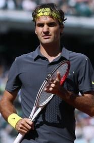 my idol forever //Roger Federer - Tennis BOSS!