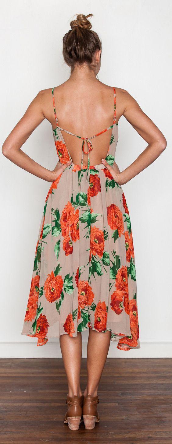 #street #fashion rose print @wachabuy