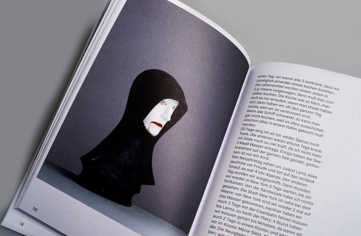 Beim Blättern und Betrachten des Bildbandes entwickelt der Leser eigene kreative Strategien; ein schöpferischer Prozess beginnt