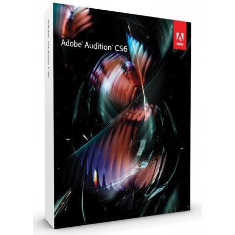 Adobe Audition CS6 Mac DVD or USB Thumbdrive  Condition New  Adobe Audition CS6 software is the cross-platform audio editor that speeds up production for video  $275.79