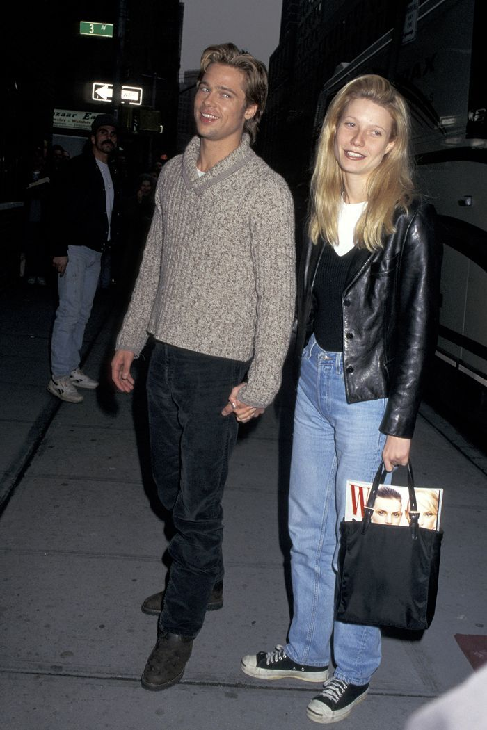 Gwyneth Paltrow's '90s Wardrobe Couldn't Be More 2018