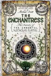 The Enchantress By Michael Scott