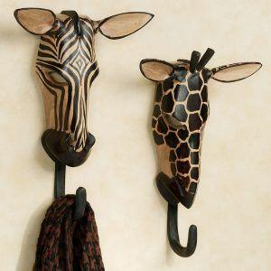 Safari Themed Bathroom Decor Ideas