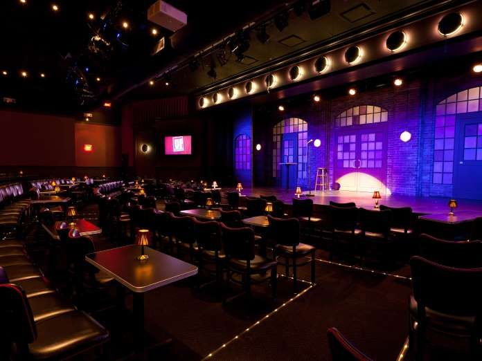 Illinois:  Watch the country's best improv and sketch comedy at Second City in Chicago.