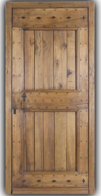 1000 id es sur le th me volets en bois sur pinterest - Repeindre une porte d entree en bois ...