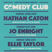 Comedy Club with Jo Enright (Phoenix Nights) Tickets