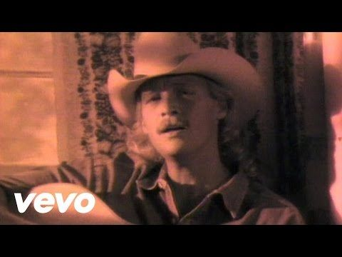 Alan Jackson - Too Much Of A Good Thing - YouTube