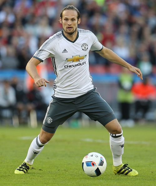 Daley Blind of Manchester United.