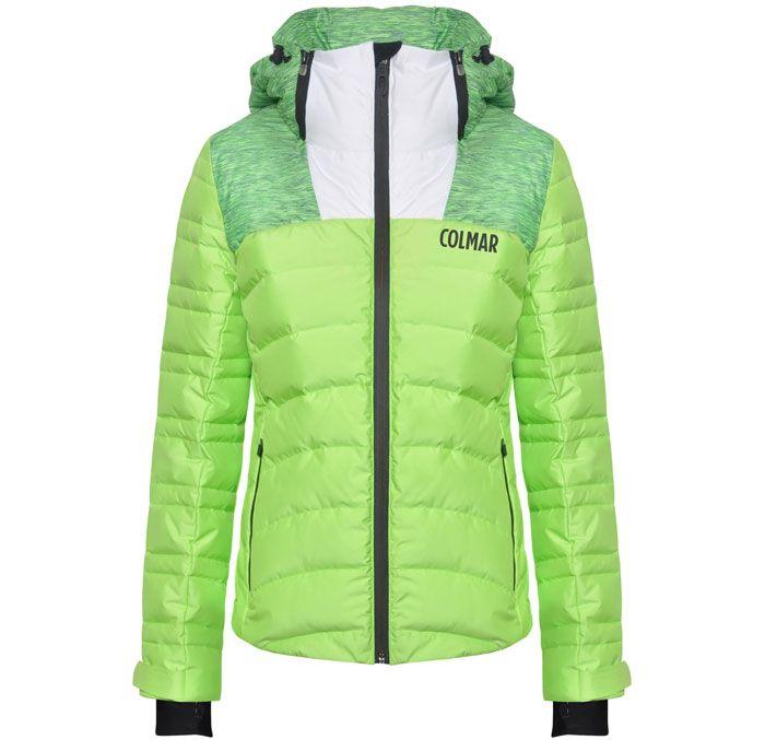 Jacheta ski Colmar Freeride Line 2821-143 verde pentru femei « ActivShop Brasov magazin online