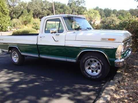 1969 Ford Ranger Truck (Atascadero) $5400