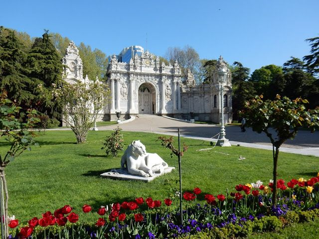 Turquie, #Istanbul, Palais de Dolmabahce