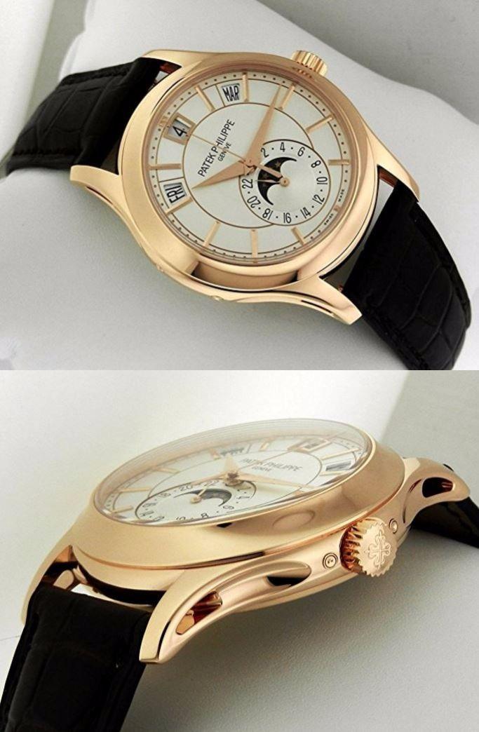 Patek Philippe Complications Annual Calendar Rose Gold Watch http://www.thesterlingsilver.com/product/daniel-wellington-unisex-watch-dw00100150/