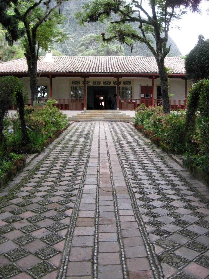 Casa Museo Quinta de Bolivar, Bogota, Colombia