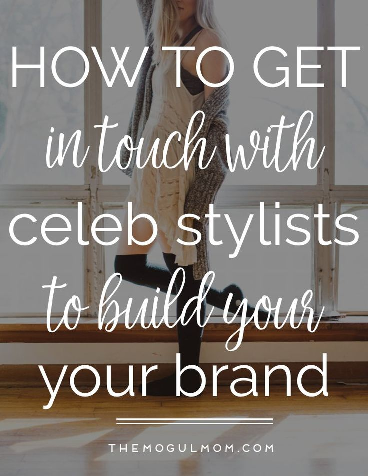 Instant exposure: Another way to get your product into the hands of celebrities... go through their stylist. Here's how!