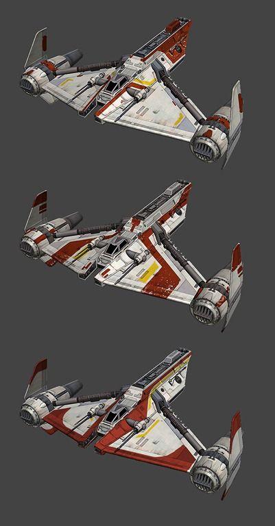 SWTOR_Galactic_Starfighter_Rep_Gunship_Paint_Jobs.jpg (401×768)