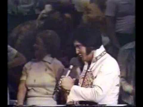 Elvis Presley - Last Concert (CBS Special Oct-3-1977) I just loved Elvis.