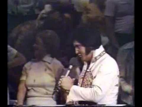 Elvis Presley - Last Concert (CBS Special Oct-3-1977) I just loved Elvis.